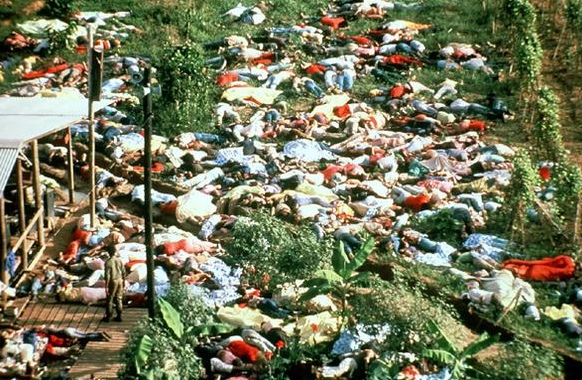 Jonestown Mass Suicide