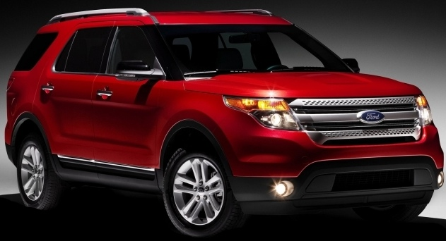 2011 Heavy Ford Explorer SUV